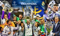Real Madrid Champions Lea…