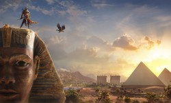Bayek Sphinx Assassins Creed Origins