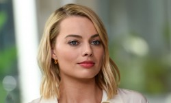 Margot Robbie Closeup 4k