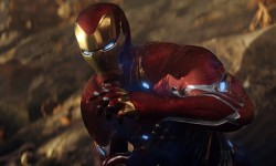 Iron Man in Avengers Infi…