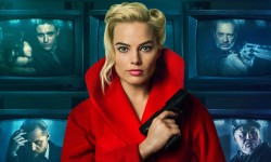 Margot Robbie In Terminal 4k