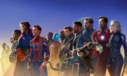 Avengers Infinity War 5k Artwork