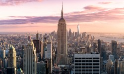Manhattan Skyline New Yor…