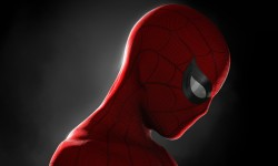 Spiderman Closeup 4k