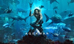 Aquaman 2018 Movie 4K