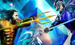 Aquaman Vs King Orm 4K