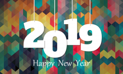 Happy New Year 2019 Celeb…