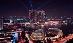 Marina Bay Sands Singapor…