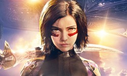 Alita Battle Angel 2019