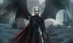 Daenerys Targaryen Game Of Thrones 4k