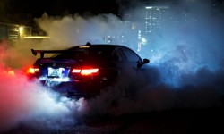 burnout bmw m3 14477