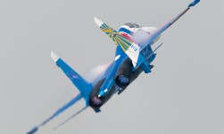 Su-27 fighter aircraft