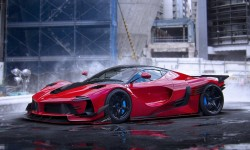 Ferrari LaFerrari Awesome
