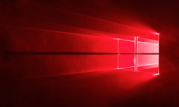Windows 10 Official Red