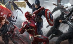 Captain America Civil War…